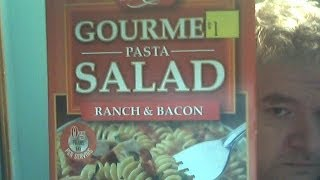 I Review Loretta Gourmet Ranch & Bacon Pasta Salad