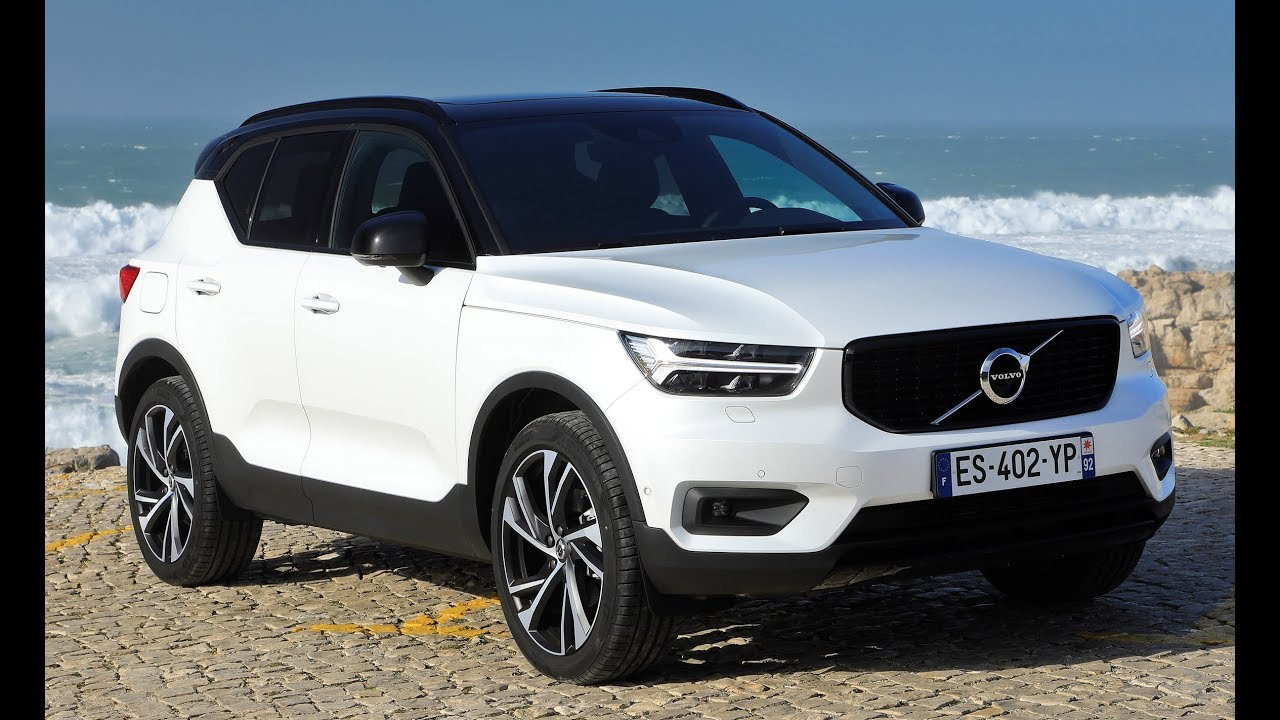 2019 Volvo Xc40 T5 R Design Exterior Interior And Drive Youtube
