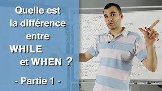 Quelle est la différence entre WHILE et WHEN - partie 1