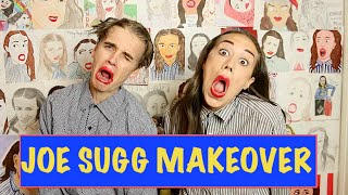 MIRANDA GIVES JOE SUGG A MAKEOVER!