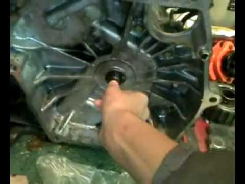 2004-05 civic hybrid Transmission /overview - YouTube