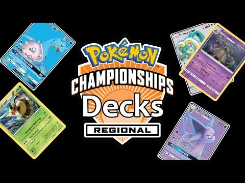 All Top 8 Decks from Seattle Regionals!! Garbodor Hype is Real!
