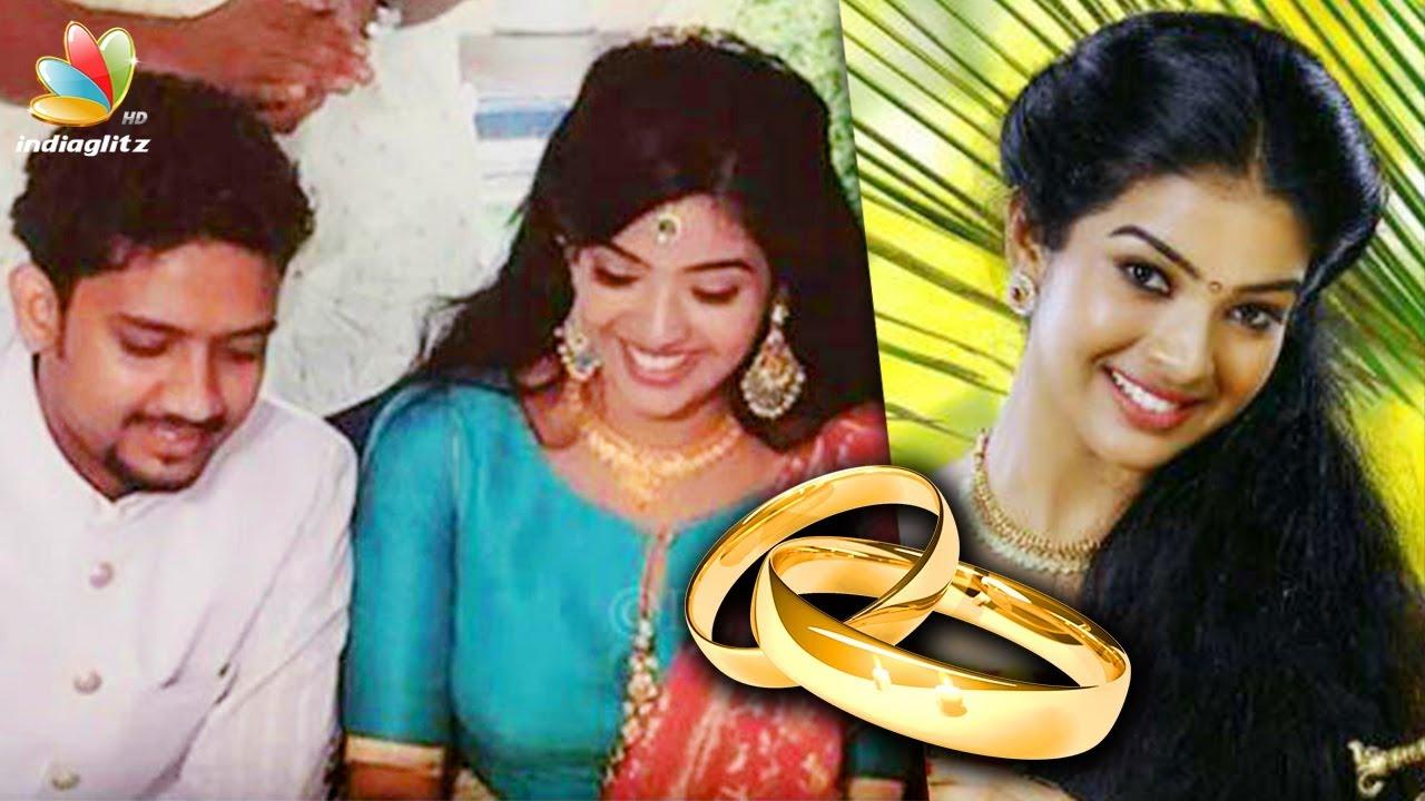 മഞ്ഞുരുകും കാലത്തിലെ ജാനിക്കുട്ടിയുടെ നിശ്ചയം കഴിഞ്ഞു | Manjurukumkalam Fame Monisha Got Engaged