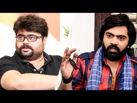 """"""" Even SIMBU Came, WHY Are You LATE"""" - Comedian Arjunan Shares Funny Experience 