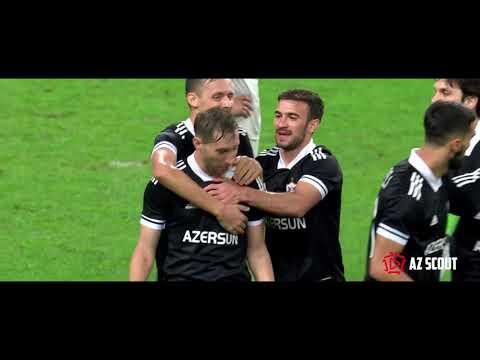 Legia 0-3 Qarabag FK Highlights   Leqiya 0-3 Qarabağ FK İcmal