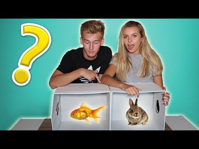 KRÓLIK BUGS?!????Co jest w pude?ku? #3