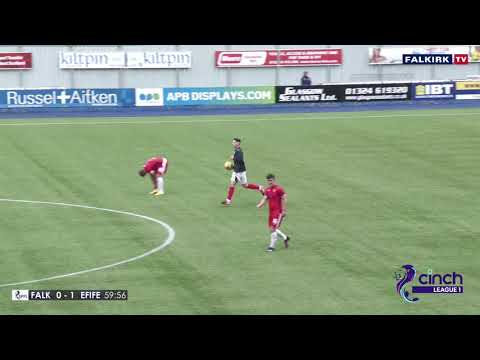 Falkirk East Fife Goals And Highlights
