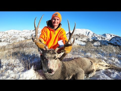 North Dakota Mule Deer Hunting (Hardest/Most Rewarding Hunt Of My Life)
