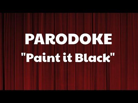 Parodoke - Paint it Black