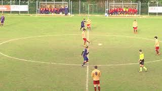 Eccellenza Girone B Zenith Audax-Sestese 0-2
