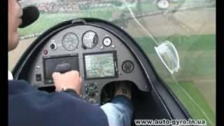 Полет на автожире Calidus 09.avi