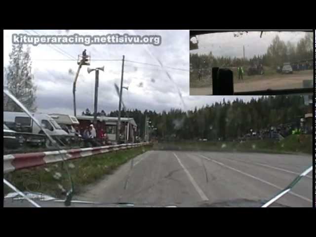 Jäähdys JM 20.05.2012 Lähtö 1 / EVK / Alkuerä - Joni Antinaho - Kituperä Racing Ford