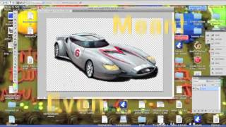 """Mnths: """"photoshop Project"""" Tutorial 1 Pt 1"""