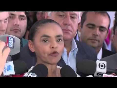 Linguagem Corporal: Marina Silva