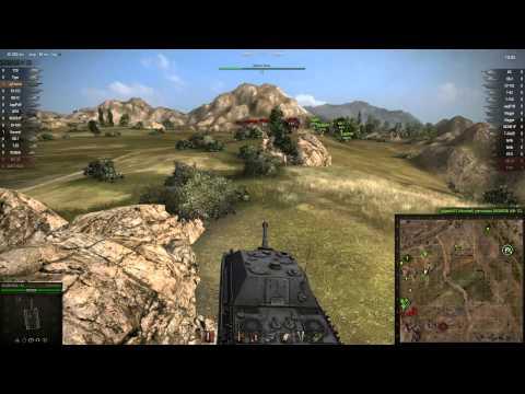 World of Tanks - VOD Jagdpanther