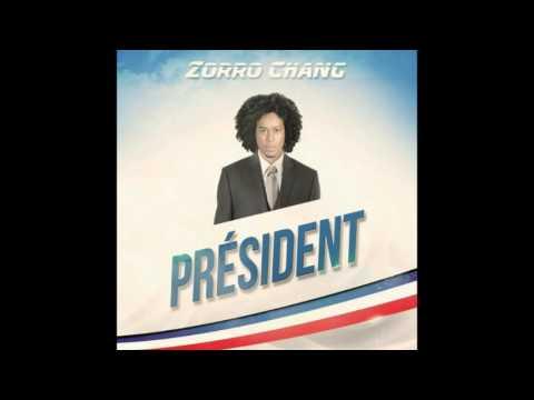 Zorro Chang -  PRESIDENT