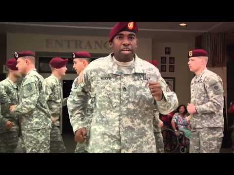 Dancing soldiers The 82nd Airborne Divisions AllAmerican Chorus