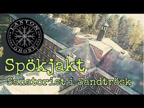 Spökjakt  Sanatoriet i Sandträsk L.T.G.S Spökjägare