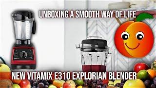 New Vitamix E310 Explorian Ble…