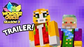 wonder quest season 2 trailer stampy s minecraft show is back   stampylonghead stampy cat