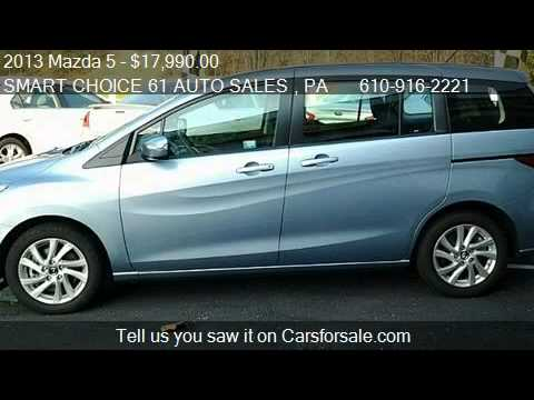 2013 mazda 5 sport for sale in leesport pa 19533 youtube. Black Bedroom Furniture Sets. Home Design Ideas