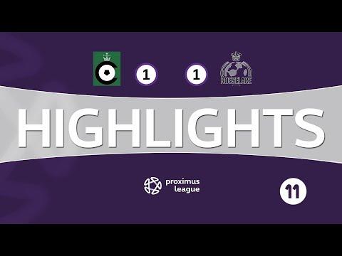 HIGHLIGHTS NL / Cercle Brugge - KSV Roeselare (14/10/2017 )