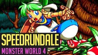 Monster World IV (Any%) Speedrun in 1:04:36 von Berlindude1 | Speedrundale