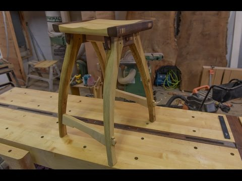 Shop Stools, Classic Joinery, First-Time Welding, a DIY Bluetooth Speaker and More