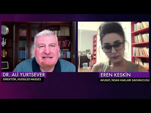 Susturulmuş Türkiye; İHD Eşbaşkanı, Avukat, Eren Keskin ile Türkiye'de insan Haklarını konuştuk.