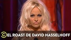 El Roast de David Hasselhoff - Pamela Anderson