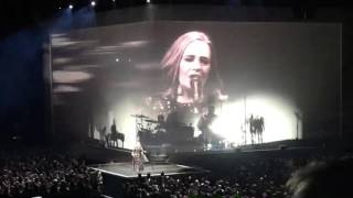 Water Under The Bridge - Adele Live @ 3 Arena, Dublin 04/03/16