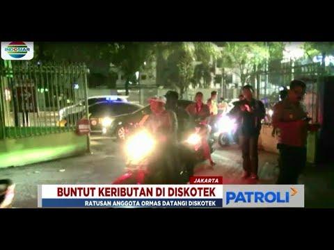 Ratusan Anggota Ormas Banten Geruduk Diskotek Bandara - Patroli Mp3