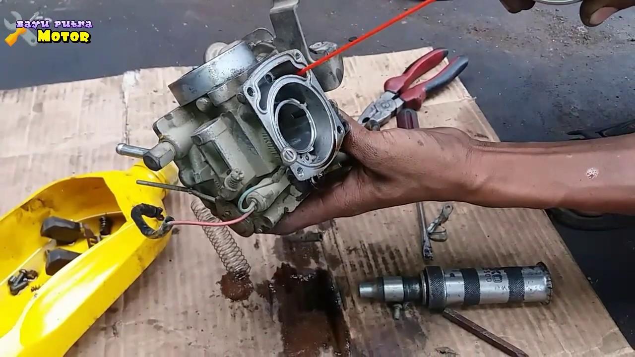 Cara Setting Pembersihan Karburator Suzuki Carry Mengatasi Mbrebet Meningkatkan Performa Mesin