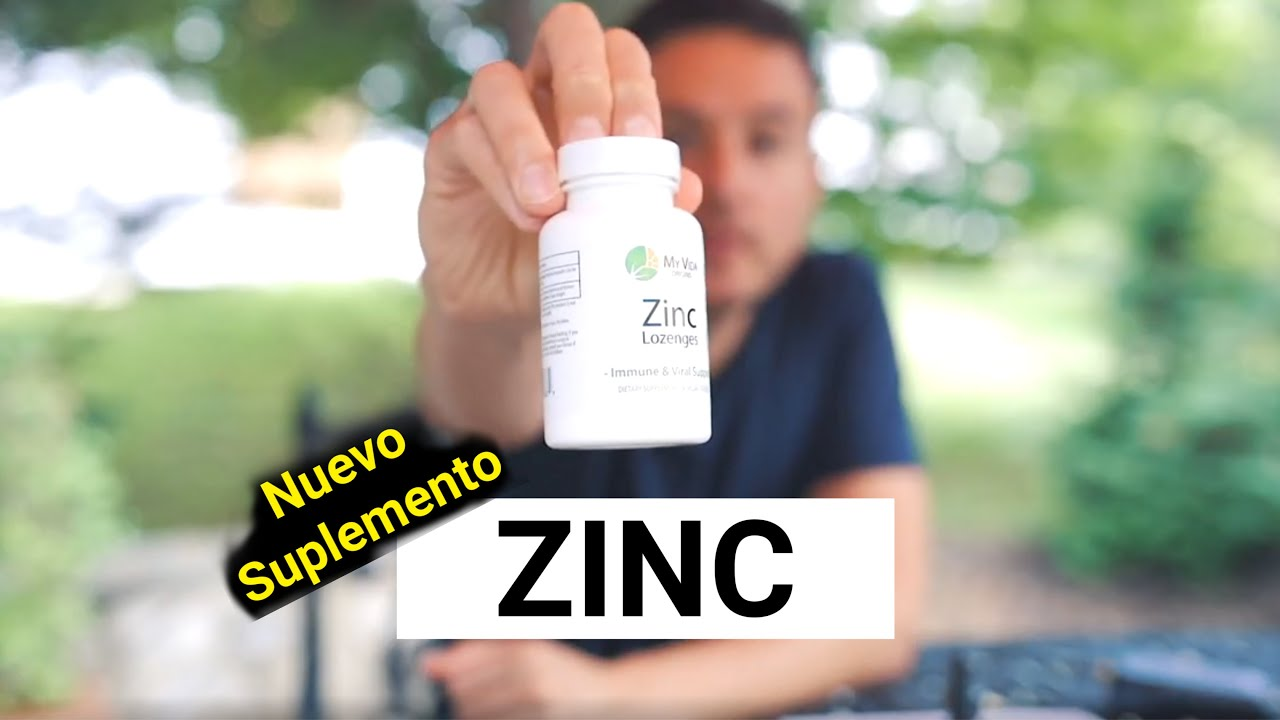 Zinc - Nuevo Suplemento y Wild Oregano Oil