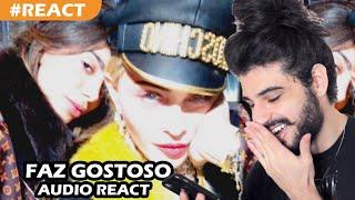 Baixar Madonna - Faz Gostoso (feat. Anitta) REACT