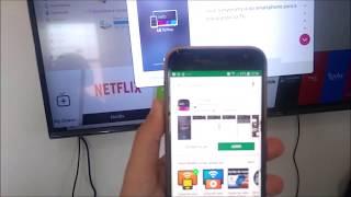 Função Screen share - Smart TV LED LG 43 43LK5750PSA