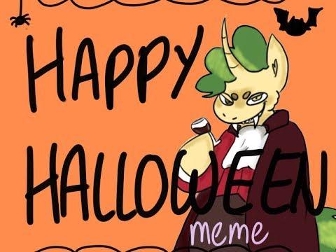 Happy Halloween Meme~ - YouTube