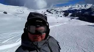 покатушки в Австрии горнолыжный курорт Serfays