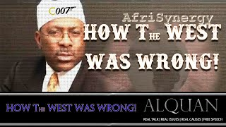 How The West Was Wrong!   Pan-African fiction exposed!
