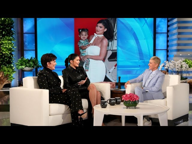Kylie Jenner on Stormi's 'Perfect Mixture' of Her and Travis Scott