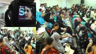 Images Lahore College Women University LCWU and SMEDA Entrepreneurship Week 17- 22 Oct 2012 Pakistan