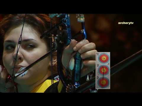 12th European Tournament of archery 2009 - Ind. Match #4