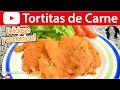 CÓMO HACER TORTITAS DE CARNE | Vicky Receta Facil