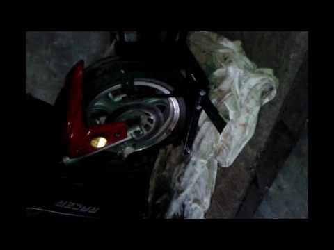 Фиксатор для скутера
