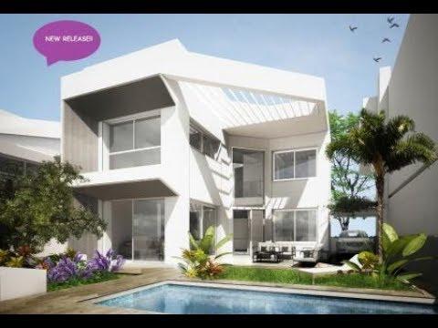Espagne Presentation De Votre Future Maison Moderne Individuelle
