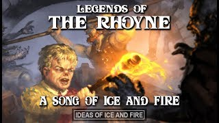 Legends of the Rhoyne: Symbolism of the Old Man of the River and the Shrouded Lord   IOIAFCAST #7