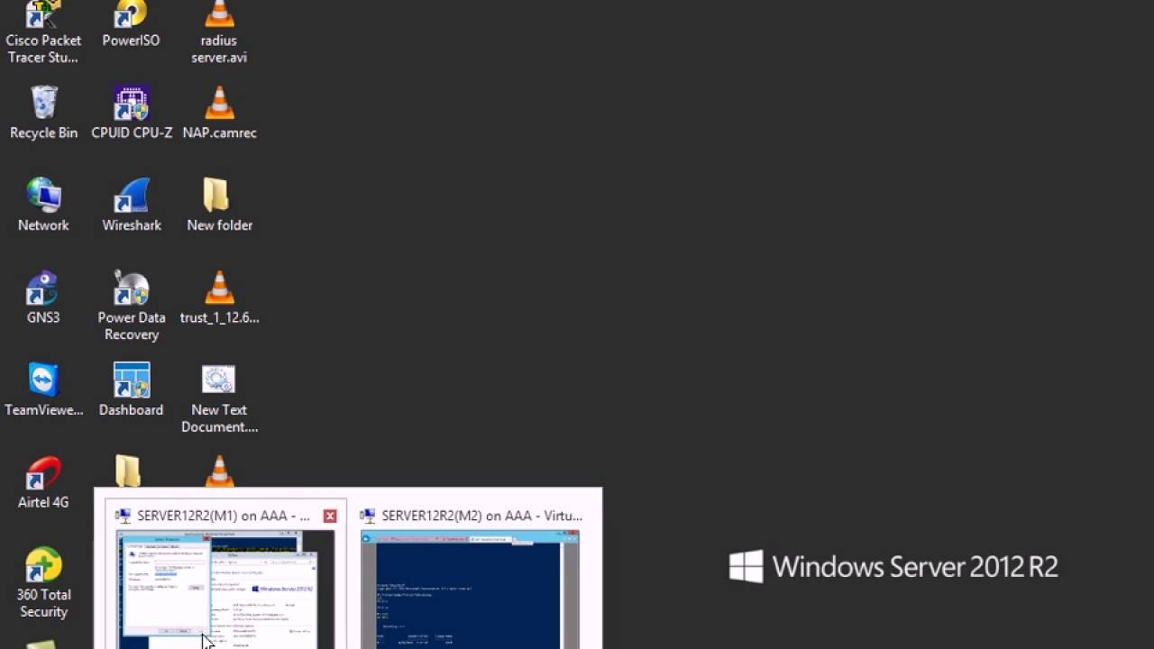 Powershell web access in server 2012 r2