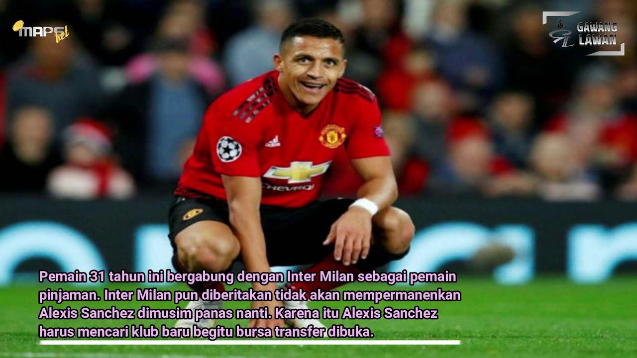 Diberitakan Alexis Sanchez Tidak Akan Tinggalkan Manchester United Di Musim Depan