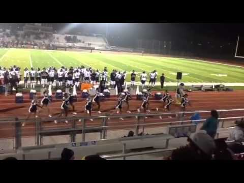 2011-2012 Summit High School Varsity Cheer