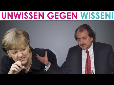 Merkel gegen John Ioannidis (meistzitierter Wissenschaftler der Welt) oder: Unwissen gegen Wissen